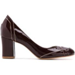 Leather pumps - Sarah Chofakian - Shopsquare