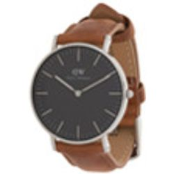 Montre analogique Black Durham - Daniel Wellington - Shopsquare