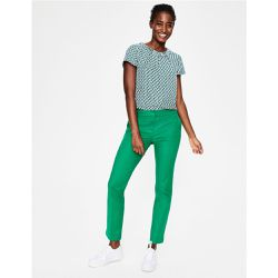 Pantalon 7/8 Richmond GRN , - Boden - Shopsquare