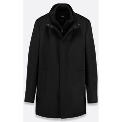 Manteau long fermeture double - Brice - Shopsquare