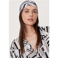 Satin Abstract Print Multiway Headscarf - Nasty Gal - Modalova