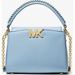 MK Petit sac à bandoulière Karlie en cuir - - Michael Kors - MICHAEL Michael Kors - Modalova