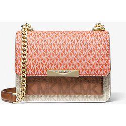 MK Très petit sac à bandoulière Jade tricolore à logo - - Michael Kors - MICHAEL Michael Kors - Modalova