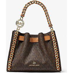 MK Petit sac à bandoulière Mina avec logo - - Michael Kors - MICHAEL Michael Kors - Modalova