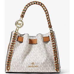MK Petit sac à bandoulière Mina avec logo - / - Michael Kors - MICHAEL Michael Kors - Modalova