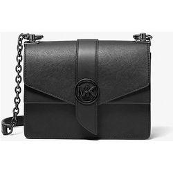MK Petit sac à bandoulière Greenwich en cuir saffiano - - Michael Kors - MICHAEL Michael Kors - Modalova