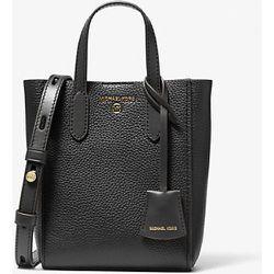 MK Très petit sac à bandoulière Sinclair en cuir grainé - - Michael Kors - MICHAEL Michael Kors - Modalova