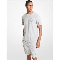 MK T-shirt en coton avec logo - CHINÉ - Michael Kors - Modalova