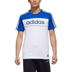 T-shirt logo Linear 3 bandes - adidas performance - Modalova