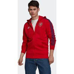 Veste à capuche Arsenal 3-Stripes Full-Zip - adidas performance - Modalova
