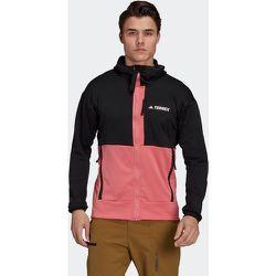 Veste de randonnée Terrex Tech Fleece Hooded Fleece - adidas performance - Modalova