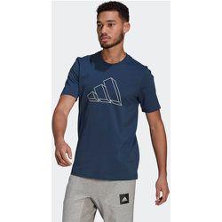 T-shirt adidas Sportswear Graphic - adidas performance - Modalova
