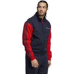 Veste zippée col montant bicolore - adidas Originals - Modalova