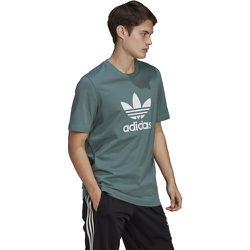 T-shirt manches courtes gros logo - adidas performance - Modalova