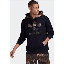 Sweat à capuche Trefoil Camo - adidas Originals - Modalova