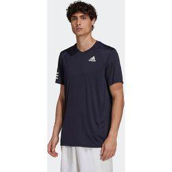 T-shirt Club Tennis 3-Stripes - adidas performance - Modalova