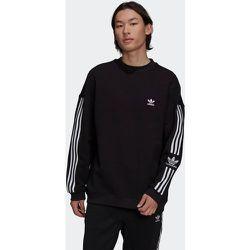 Sweat-shirt Adicolor Classics Lock-Up Trefoil Crewneck - adidas Originals - Modalova