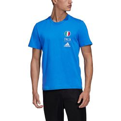 T-shirt manches courtes supporter Italie - adidas performance - Modalova