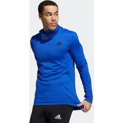 Sweat-shirt à capuche COLD.RDY Techfit Fitted Long Sleeve - adidas performance - Modalova