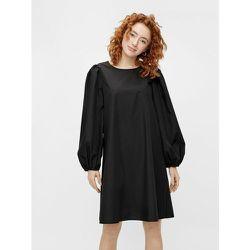 Mini-robe Manches longues, coton - Pieces - Modalova