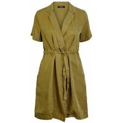 Robe-chemise Effet croisé - Pieces - Modalova