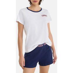 Pyjama short à manches courtes - Tommy Hilfiger - Modalova