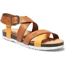 Sandales plates cuir BACARIE - TBS - Modalova