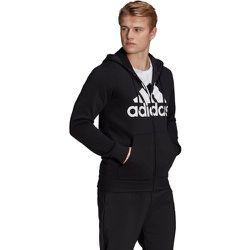 Sweat à capuche gros logo - adidas performance - Modalova