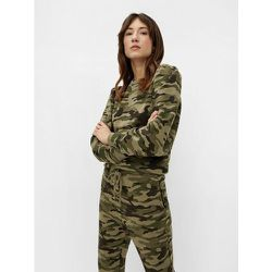 Sweat-shirt Camouflage - Pieces - Modalova
