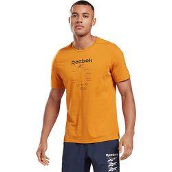 Speedwick Graphic Move T-Shirt - AW21 - Reebok - Modalova