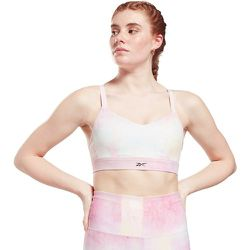 Lux Women's Strappy Sports Bra - AW21 - Reebok - Modalova