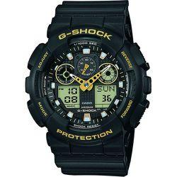 Montres G-Shock GA-100GBX-1A9ER - Casio - Modalova