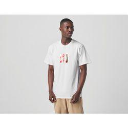 Huf T-Shirt Foil Flower Box Logo - HUF - Modalova