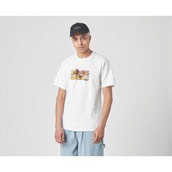 X Street Fighter Dhalsim T-Shirt Manches Courtes - HUF - Modalova