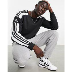 Adidas Football - Sweat-shirt à troisbandes sur les manches - adidas performance - Modalova