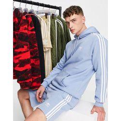 Adicolor - Hoodie à trois bandes - clair - adidas Originals - Modalova