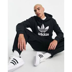 Adicolor - Hoodie avec logo trèfle - adidas Originals - Modalova