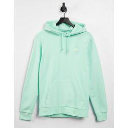 Adicolor - Hoodie coupe boyfriend - Vert - adidas Originals - Modalova