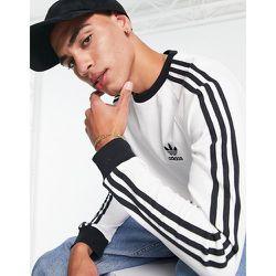Adicolor - T-shirt manches longues à trois bandes - adidas Originals - Modalova