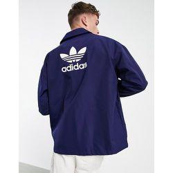 Adicolor - Veste d'entraîneur - Bleu - adidas Originals - Modalova