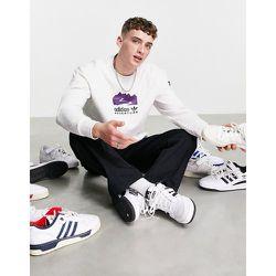 Adventure - Sweat-shirt imprimé sur le devant - adidas Originals - Modalova