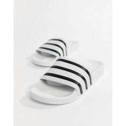 Mules Adilette blanches 280648 - adidas Originals - Modalova