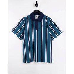 Polo à rayures - Bleu - adidas Originals - Modalova