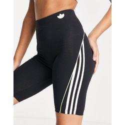 Short legging à trois bandes - adidas Originals - Modalova