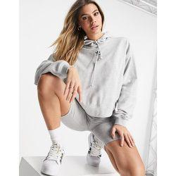 Trefoil Essentials - Hoodie avec logo - clair - adidas Originals - Modalova