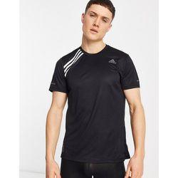 Adidas - T-shirt de sport à 3bandes - adidas performance - Modalova