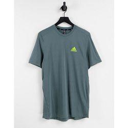 Adidas - T-shirt de sport à logo - adidas performance - Modalova