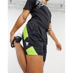 Adidas Training - Short à empiècements contrastants - adidas performance - Modalova