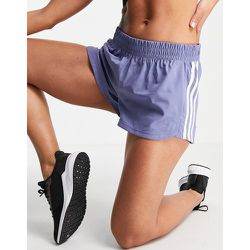 Adidas Training - Short à troisbandes latérales - Lilas - adidas performance - Modalova