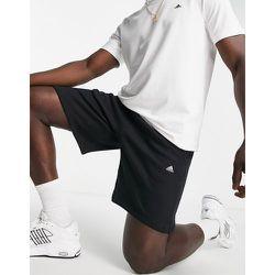 Adidas Training - Short confort avec petit logo - adidas performance - Modalova